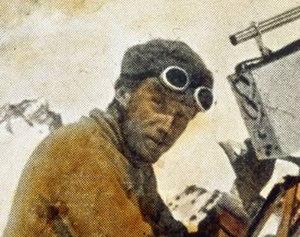 John Baptist Lucius Noel - John Noel on Everest