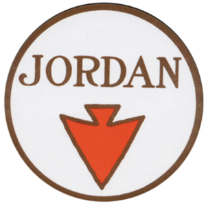 Jordan Motor Car Company - Image: Jordan Emblem 1916
