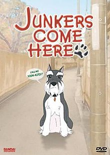 Junkers Come Here DVD Cover