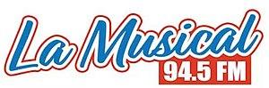 KSPE - Image: KSPE La Musical 94.5 FM logo