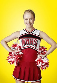 Kitty Wilde Fictional character from the Fox series Glee