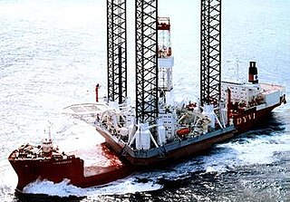 Russian  jack-up rig