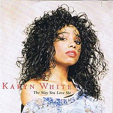 Karyn White — The Way You Love Me (studio acapella)