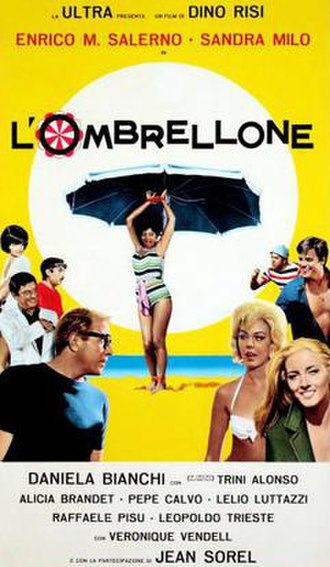 Weekend, Italian Style - Image: L'ombrellone
