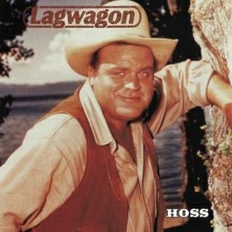 Hoss (album) - Image: Lagwagon hoss