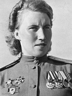Larisa Rozanova Hero of the Soviet Union