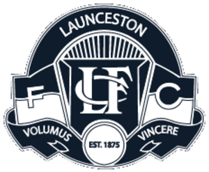 Launceston Football Club - Image: Launceston FC logo