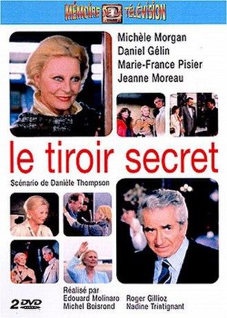 Le Tiroir secret - DVD cover