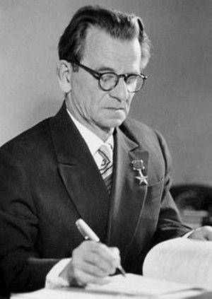 Sergey Lebedev (scientist) - Sergey Alexeyevich Lebedev