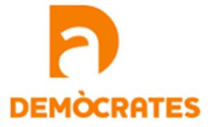 Democrats for Andorra - Image: Logotip dels Demòcrates