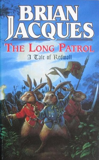 The Long Patrol - UK 1st Edition Cover