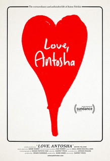 <i>Love, Antosha</i> 2019 film by Garret Price