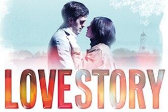 Love Story (musical) - West End Artwork