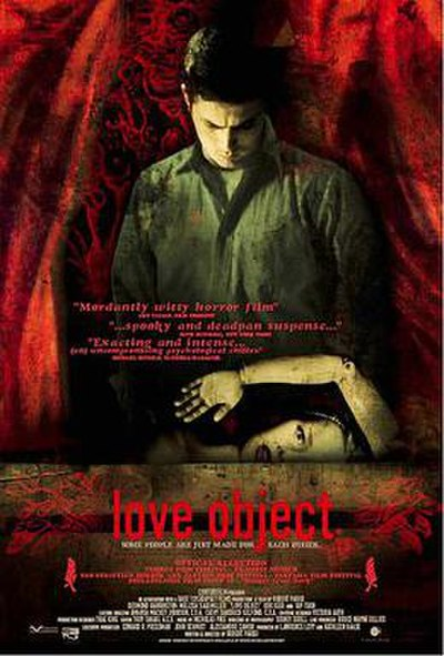 Picture of a movie: Love Object
