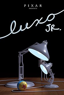 Poster for Luxo Jr.
