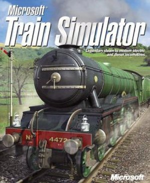 Microsoft Train Simulator - Covrt
