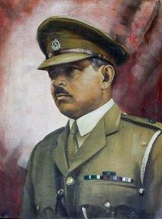 Tufail Mohammad Pakistani Army officer