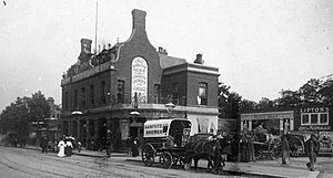 College Park, London - Mason's Arms, Harrow Road