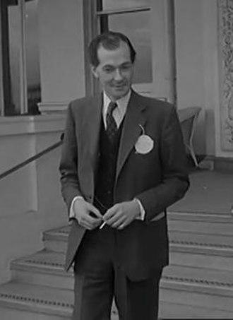Maurice Macmillan - Macmillan in 1957