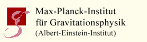 Max Planck Institute for Gravitational Physics - Image: Max Planck Inst Grav Phys logo
