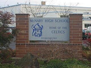 McNary High School Public school in Keizer, , Oregon, United States