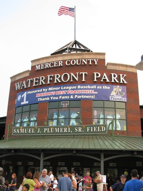 Mercer County Waterfront Park