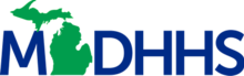 Michigan Department of Health and Human Services logo.png
