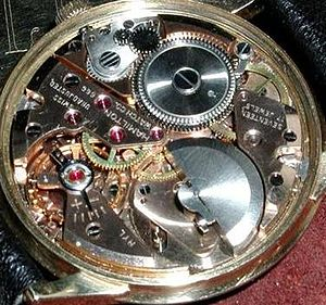 Hamilton Watch Company - Swiss Hamilton/Buren Micro-rotor movement