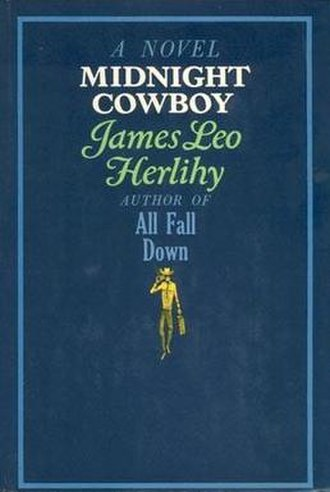 Midnight Cowboy (novel) - First edition cover