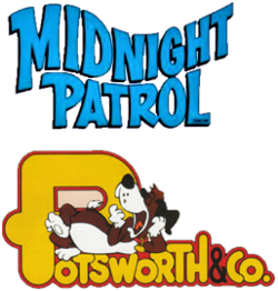 Midnight Patrol & Potsworth & Co. (television series' logo).png
