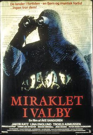 The Miracle in Valby - Theatrical poster