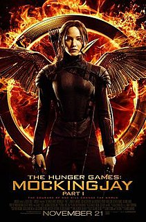 2014 film by Francis Lawrence