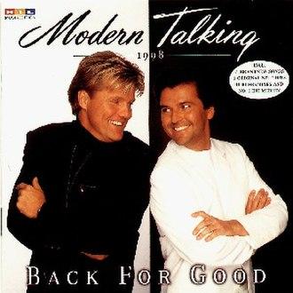 Back for Good (album) - Image: Modern Talking Back for Good