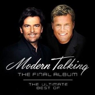 The Final Album - Image: Modern talking the final album
