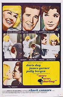 <i>Move Over, Darling</i> 1963 film by Michael Gordon