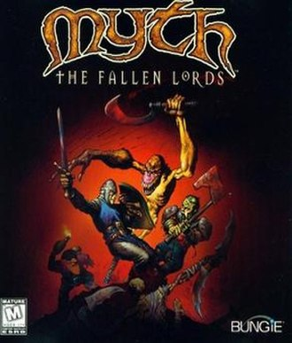 Myth: The Fallen Lords - Image: Myth The Fallen Lords