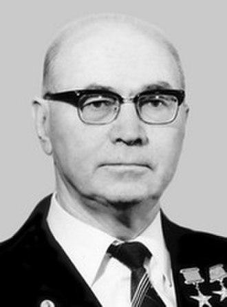 Aleksandr Nadiradze - Image: Nadiradze A D