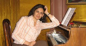 Narmina Afandiyeva - Photo of Narmina
