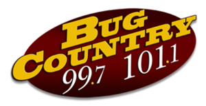 WBGK - Image: New Bug Country logo