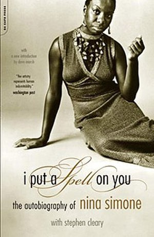 I Put a Spell on You (book) - Cover of the Da Capo Press reprint edition, 2003