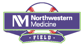 Northwestern Medicine Field baseball field located in north east Illinois, USA
