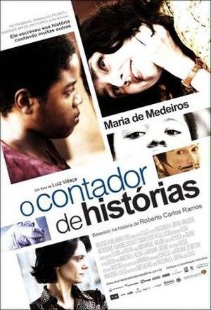O Contador de Histórias - Theatrical release poster