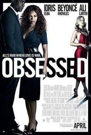 Obsessed (2009 film) - Theatrical release poster