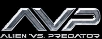 Alien vs. Predator (franchise) - The current logo of the franchise.