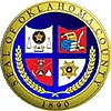 Official seal of Oklahoma County