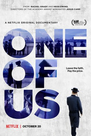 One of Us (2017 film) - Film poster