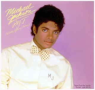 P.Y.T. (Pretty Young Thing) Song by Michael Jackson from Thriller