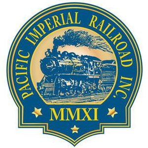 Pacific Imperial Railroad - Image: PIR logo (Official)