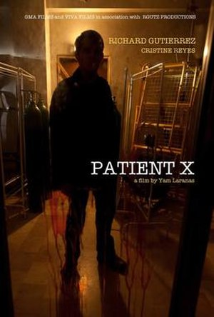 Patient X (film) - Official teaser poster