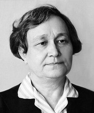 Pelageya Polubarinova-Kochina - Pelageya Polubarinova-Kochina